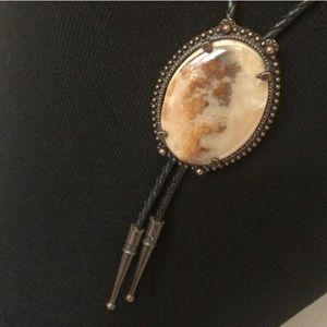 Vintage Jewelry - Vintage bolo tie!